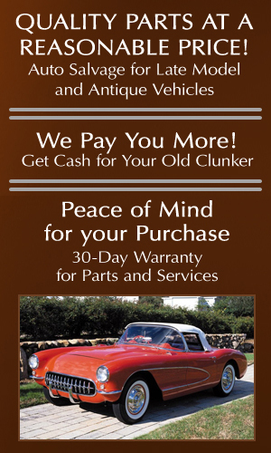 Used Auto, Car Parts Tacoma WA | Scrap Metal Prices, Junk Cars for